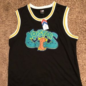 Other - SPACE JAM MONSTARS JERSEY